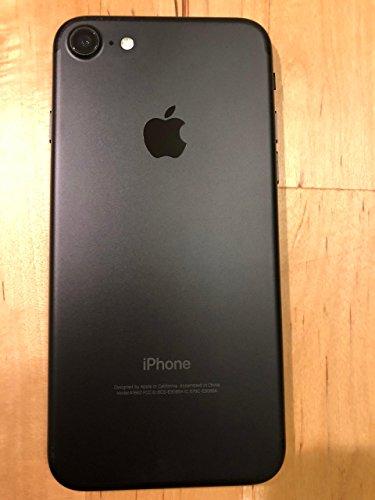 Apple iPhone 7 Unlocked Phone 128 GB - International Version (Black)