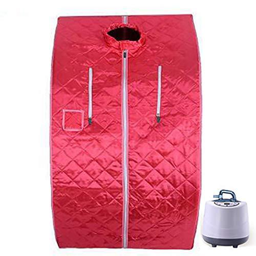 Draagbare sauna-box, badkamer, stoom, rookmachine, sweatmachine, ontgiftmiddel