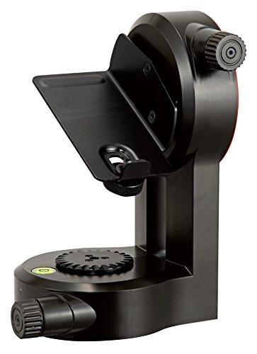 Leica 799301 Adaptador para trípodes TRI70 y TRI100 y medidores láser Disto D810, D510, D8 y D5, Red Black