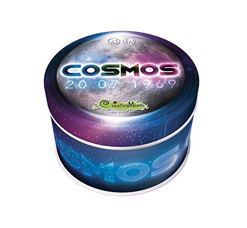 CreativaMente- Cosmos 20 07 1969, Multicolore, 1
