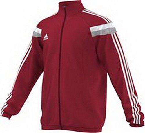 Adidas Command Unired Teamsport Veste de Basket S,M,L,XL,XXL Rouge - Rouge