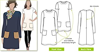 Style Arc Sewing Pattern - Kristin Dress (Sizes 04-16) - Click for Other Sizes Available