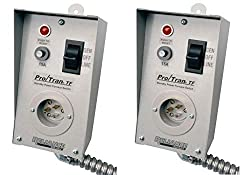 Reliance Controls TF151W Easy/Tran Transfer Switch for Generators