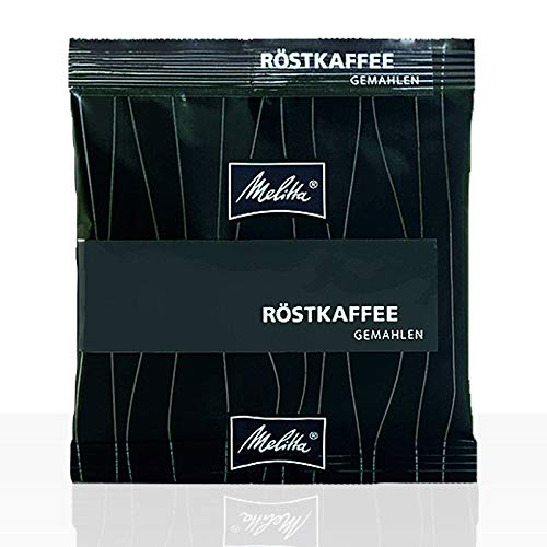 Melitta Röstkaffee Spezial - 75 x 80g Kaffee gemahlen, Filterkaffee