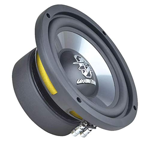 Ground Zero GZIW 165X-II - 16cm Subwoofer