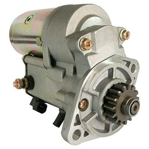 DSA Replacement Starter For Poong Sung Sweeper w/Cummins Type A Engine 4900574, 03101-3180