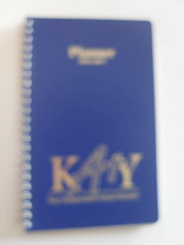 Katy planner 2016 2017 spiral product image