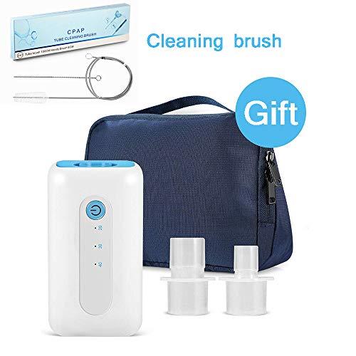 SUN RDPP CPAP-Reiniger und Sanitizer Bundle CleanerOnly, Geschenk-Reinigungsbürste