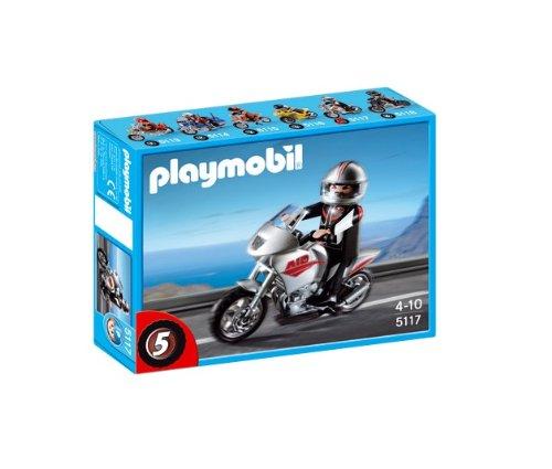 PLAYMOBIL: Moto Naked  5117