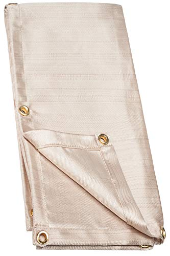 Neiko 10909A Fiberglass Welding Blanket And Cover, 6' X 8'