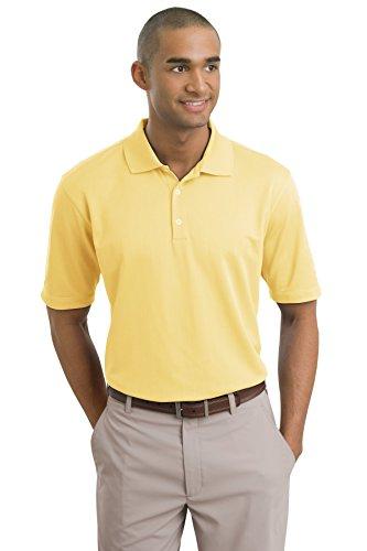 Nike - Polo - - Polo - Col chemise classique - Manches courtes Homme - Jaune - Cornsilk - Taille XXXL