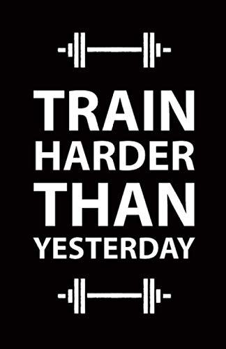 MEIN TRAININGSTAGEBUCH: Dein persönliches Notizbuch zum Tracken Deiner Trainingserfolge - egal ob Kraftsport, Fitness, Bodybuilding oder Cardio & Co.