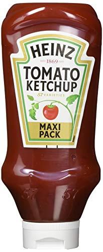 Heinz Tomato Ketchup, Kopfsteher-Squeezeflasche, 8er Pack (8 x 800 ml)