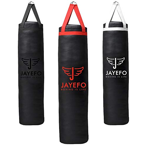 Jayefo Punching Bag (RED, 4 FT)