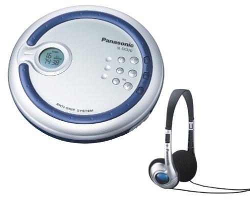 パナソニック ポータブルCDプレーヤー SL-SX320