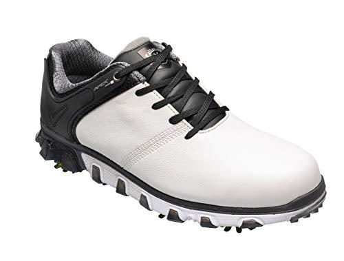 mejores Zapatos de golf para hombre Callaway Apex Pro S, Zapatillas de Golf para Hombre, Gris (Gris 79), 39 EU