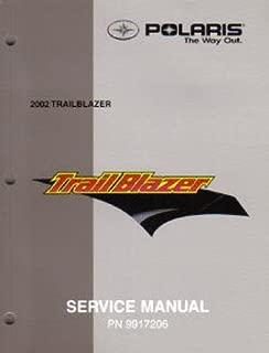 9917206 2002 Polaris Trail Blazer 250 ATV Service Workshop Manual