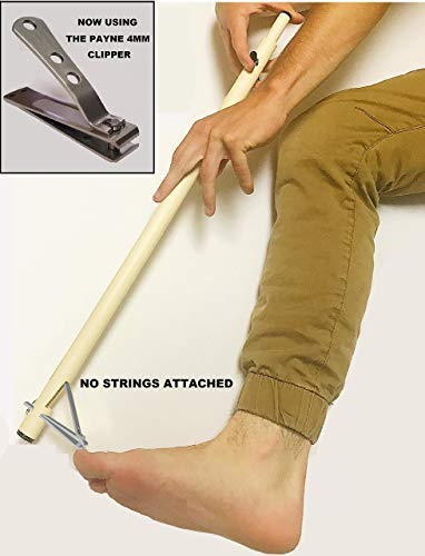 Easy Reach Toe Nail Clippers