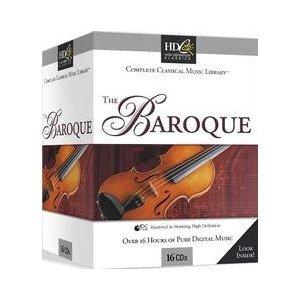 Baroque Dance Suites