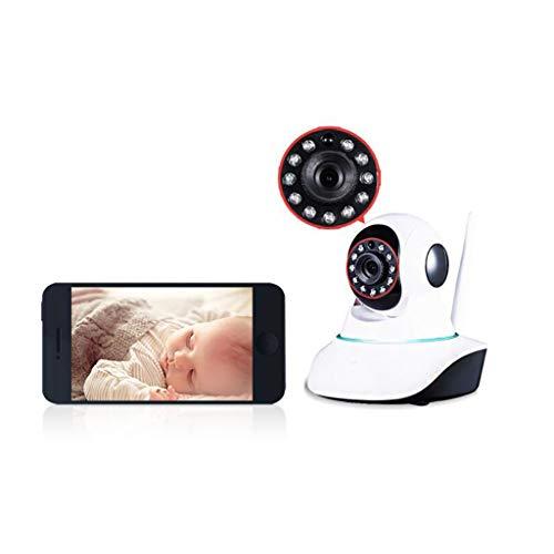 BABY MONITOR ZLMI Moniteur pour bébé Télécommande sans Fil WiFi Babysitter Moniteur Alarme Caméra Personnes âgées Dispositif de Soins Compatible Android/iOS