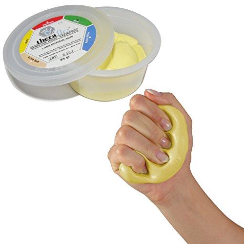 MSD TheraFlex Modelliermasse für Finger/Hand, komprimierbar, weich, ungiftig, für Arthritis