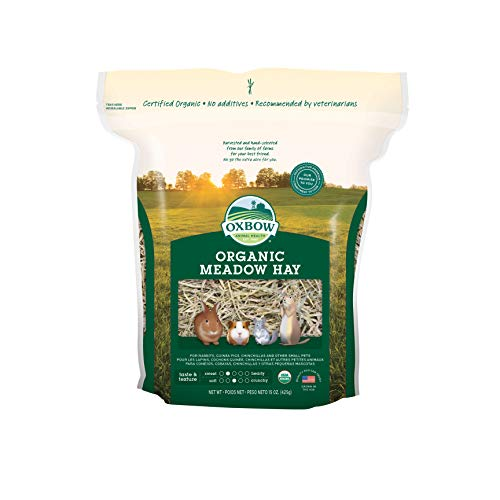 Oxbow Animal Health Organic Meadow Hay
