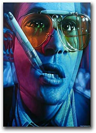 UNFIX Fear and Loathing in Las Vegas Posters Posters Prints Living Room Canvas Painting Wall product image