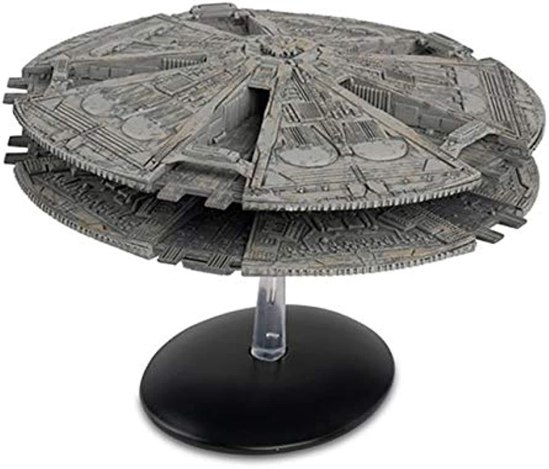 Raccolta di astronavi Battleestrella Galactica estrellaships Collection No 5 Cylon Baseship (Tos)