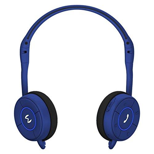 Moudio M100 Kabellose Stereo-, Bluetooth- und Smart-Kopfhörer, Bewegungs- und Kalorienleser, Fitness-Bildschirm, Sport-Kopfhörer, Musik-Streaming, Handfreie Stimmanrufe mit Android- und IOS-App