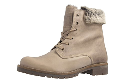 MUSTANG Shoes 2837-605-318 Bottes grandes pour femme Marron - Marron - marron clair, 43 EU