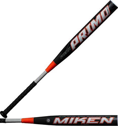 Miken 2020 Freak PRIMO Balanced ASA Slowpitch Softball Bat, 14 inch Barrel Length, 28 oz