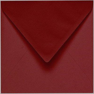 Artoz 1001 175x175 bordeaux rode enveloppen (pak 100)