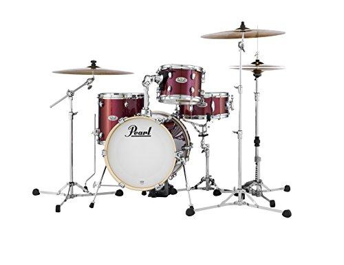 Pearl Snare Drum, Black Cherry Glitter, inch (MDT764P/C704)