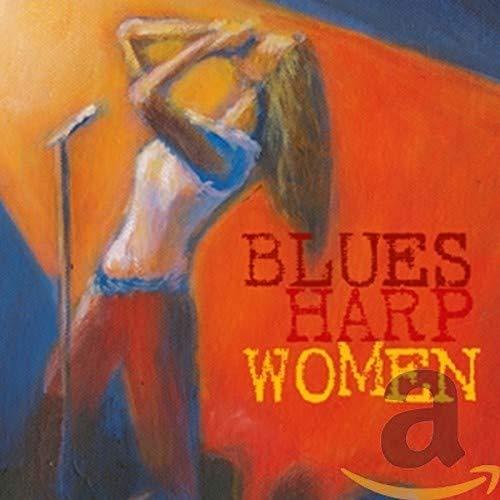 Blues Harp Woman