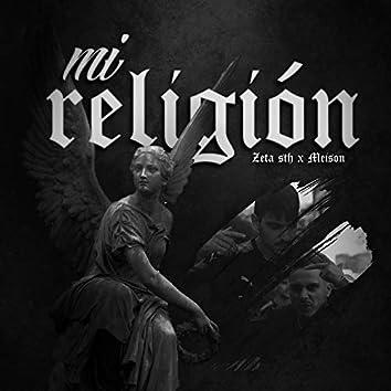 Mi religión (feat. Zeta Sth)