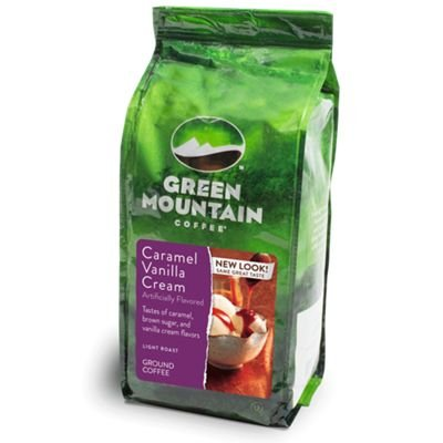 Green Mountain Coffee Roasters Caramel Vanilla Cream
