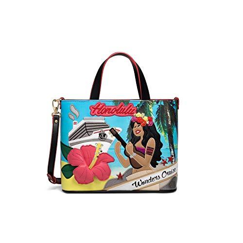 Braccialini Handtaschen Damen, Color Rot, Marca, Modelo Handtaschen Damen B12791 Rot