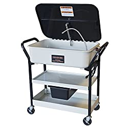 Black Bull Portable Parts Washer