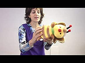Fun and Function Vibrating Bee to Encourage Touch and Interaction for Children with Sensory Processing Issues