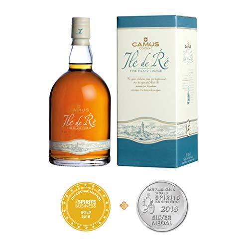 CAMUS Ile de Re Fine Island Cognac mit Geschenkverpackung - 40 Grad, 700ml
