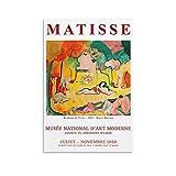 Henri Matisse Le Bonheur De Vivre Painting...