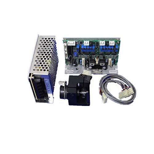 Scanner professionnel Galvo ILDA/Galvo du scanner 45K avec PT-itrsut pour l'exposition de laser