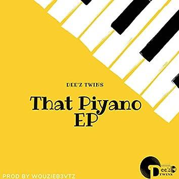 That Piyano