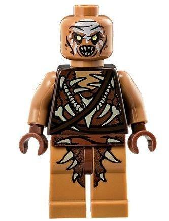LEGO® DER HOBBIT Minifigur Ork Gundabad Krieger NEU aus 79017