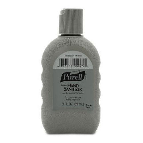 PURELL INSTANT HAND SANITIZER FST SINGLE Military Bottle 3.oz