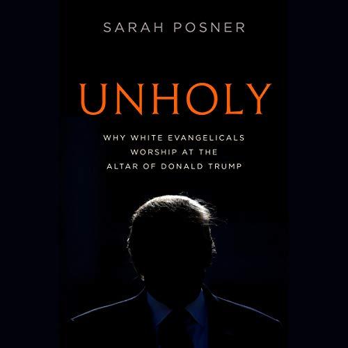 Unholy cover art