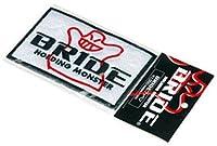 BRIDE ブリッド HS0009 バケモンワッペン 67mm x 104mm