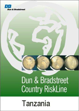 D&B Country RiskLine Report: The Republic of Tanzania