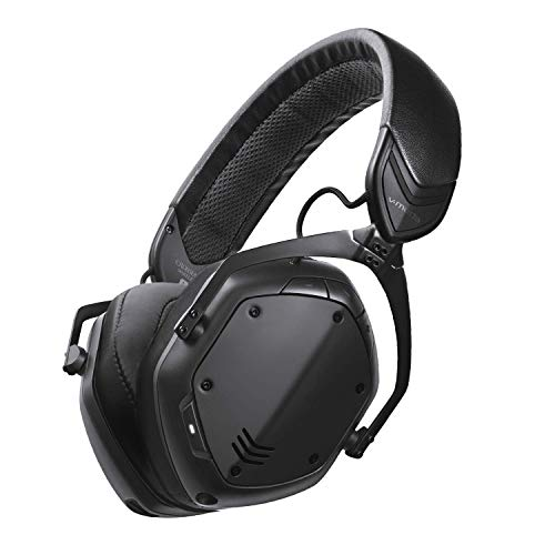 V-MODA Crossfade 2 Wireless Codex Edition Over-Ear draadloze hoofdtelefoon 15 EU mat zwart