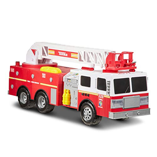 Tonka Spartans Fire Truck Toy FFP
